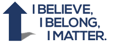 ibelieve ibelong imatter Logo